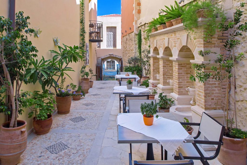 ρεθυμνο ξενοδοχειο - Casa Moazzo Suites & Apartments Rethymno