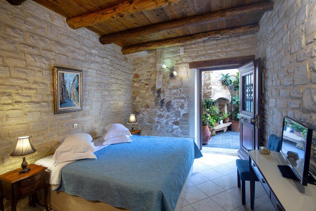 accommodation rethymno - Casa Moazzo Suites & Apartments Rethymno